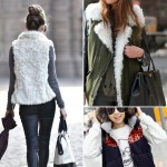 Chic and warm winter vest