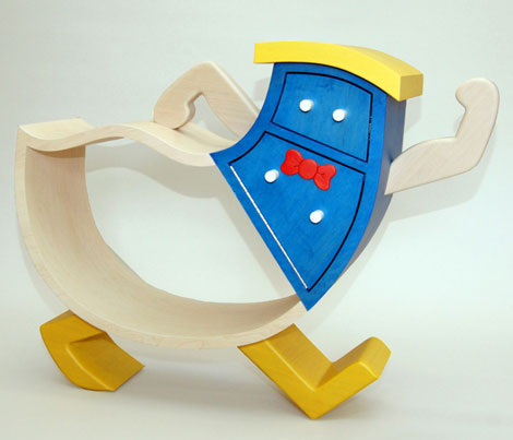 Children Furniture Donald Duck