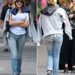 Chloe Sevigny Jeans Tee simple outfit