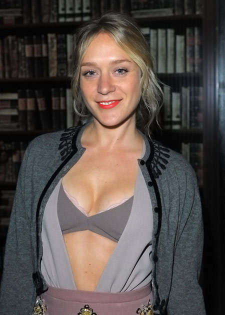 Chloë Sevigny's Miu Miu Fall Winter 2009 2010