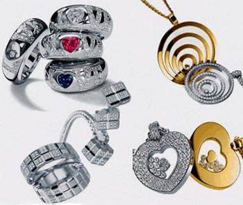 Chopard Jewelry