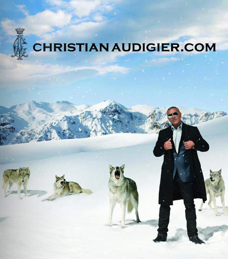 Christian Audigier, Fashion's White Wolf