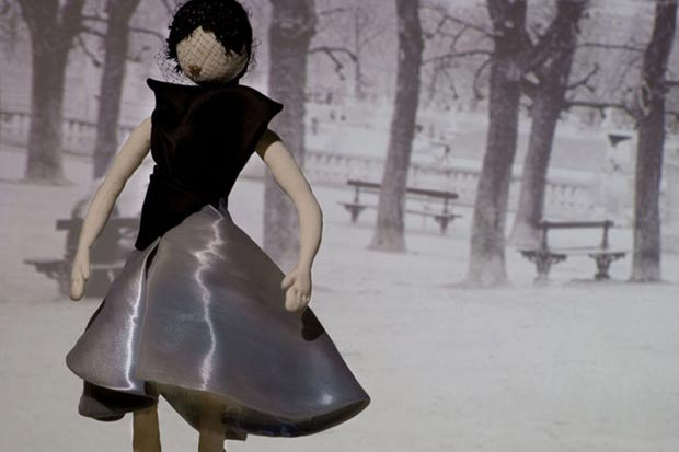 Christian Dior doll for Unicef
