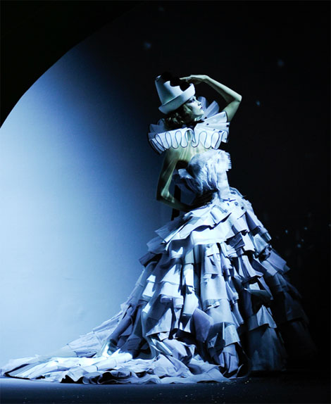 Christian Dior Haute Couture Fall winter 2011 2012