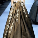 Christian Dior Haute Couture Spring Summer 2011 Sigrid Agren