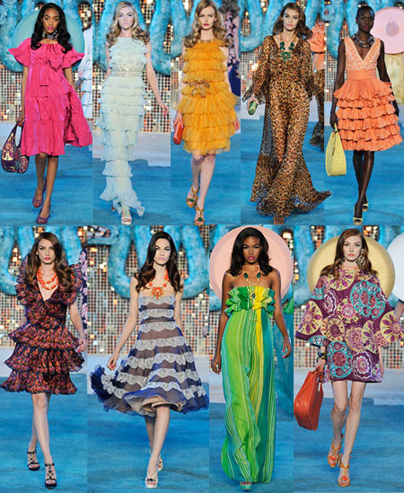 Galliano For Christian Dior Resort Collection 2009
