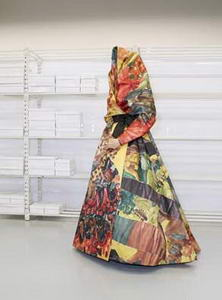 Christian Lacroix Signes History of Fashion Exhibition