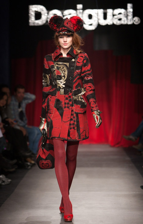 Christian Lacroix For Desigual Collection