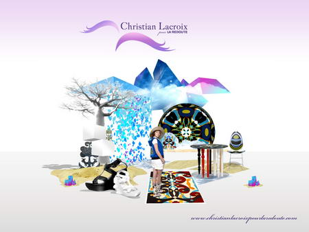 Christian Lacroix La Redoute Collection