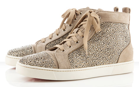 Christian Louboutin Fall 2010 men sneakers