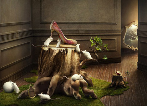 Christian Louboutin Fall Winter 2010 ad campaign 7