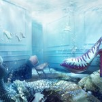 Christian Louboutin Fall Winter 2010 ad campaign Little Mermaid