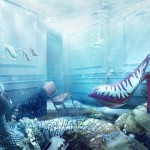 Christian Louboutin Fall Winter 2010 ad campaign Little Mermaid large