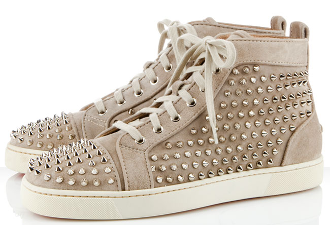 Christian Louboutin FW 2010 2011 men sneakers 1