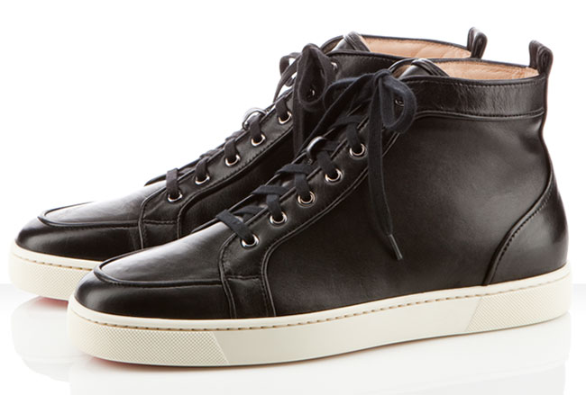 Christian Louboutin FW 2010 2011 men sneakers 2
