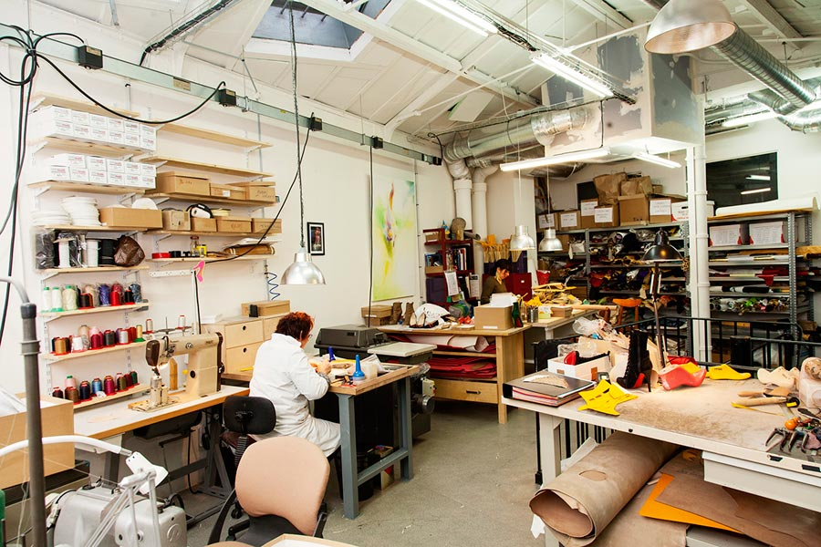 This Is Where Louboutin Shoes Are Made!
