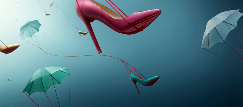 Christian Louboutin Spring Summer 2011 ad campaign 2