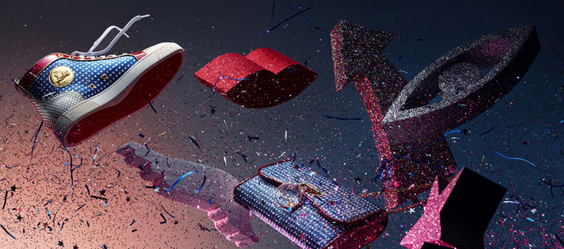 Christian Louboutin Spring Summer 2011 ad campaign 5