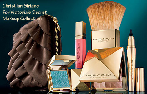 Christian Siriano Makeup Collection For Victoria's Secret