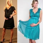 Christian Siriano Maternity collection