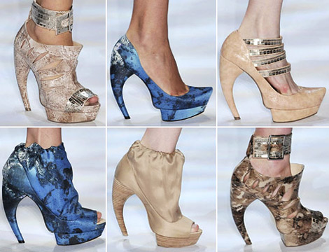 Christian Siriano Payless Spring 2010 Shoes Collection