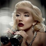 Christina Aguilera for Stephen Webster Ad Campaign 2008