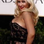 Christina Aguilera Zuhair Murad dress Golden Globes 2011 1