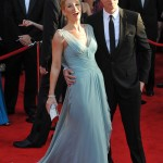 Christina Applegate blue dress 2010 SAG Awards 1