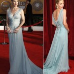 Christina Applegate Cavalli dress 2010 SAG Awards