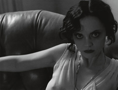 Christina Ricci Vs Magazine Fall 2010