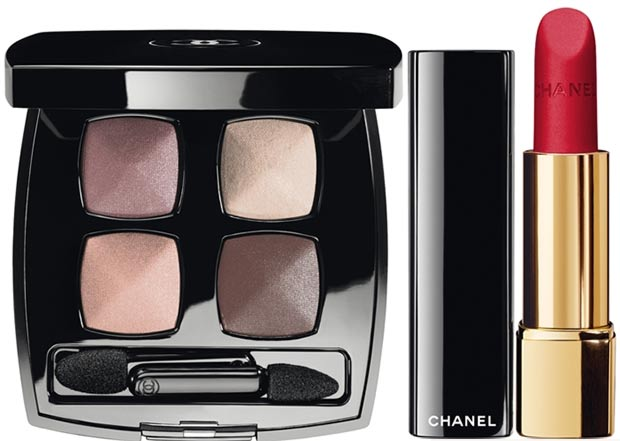 christmas gifts for fashionistas designer makeup Chanel makeup