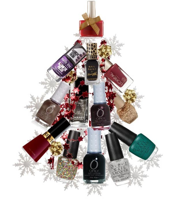 christmas gifts for fashionistas nail polish