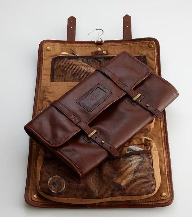 Christmas gifts for hipsters leather vanity