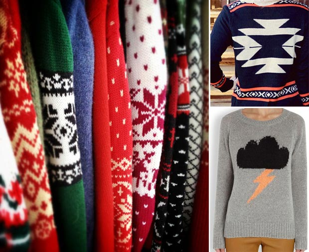 Christmas gifts for hipsters nerdy winter sweaters