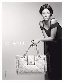 Christy Turlington for Chanel