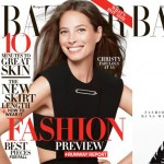 Christy Turlington Harper s Bazaar June July 2013 covers