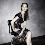 Christy Turlington Prada Fall 2013 ad campaign