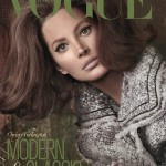 Christy Turlington Vogue Italy August 2010 cover