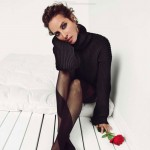 Christy Turlington Vogue Paris pictorial