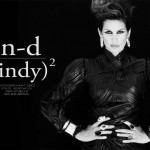 Cindy Crawford Bullett Magazine First Issue 1