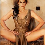 Cindy Crawford Bullett Magazine First Issue