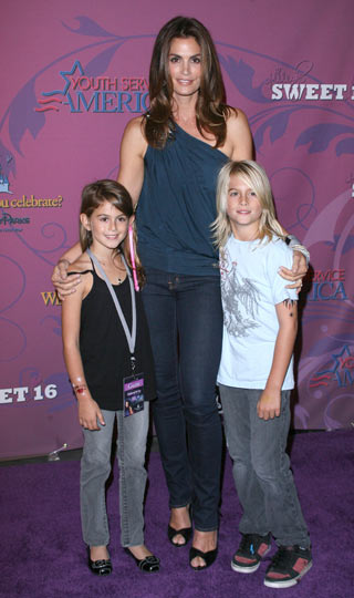 Cindy Crawford children