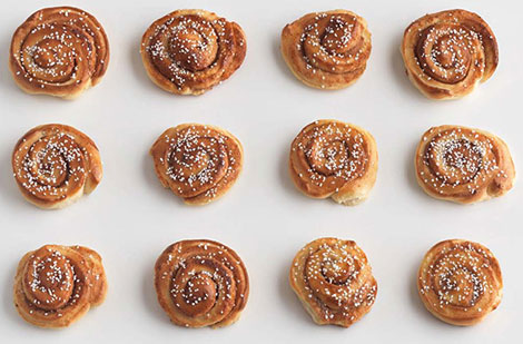 Cinnamon Rolls Ikea Cookbook