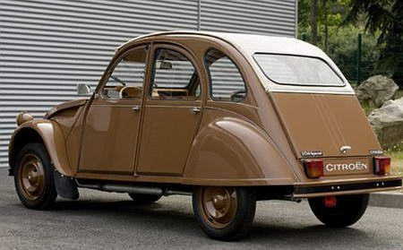 Citroen 2CV by Hermes 12