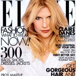 Claire Danes Elle US February 2013 cover