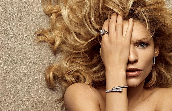 Claire Danes Gucci Fine Jewelry ads Chiodo Collection