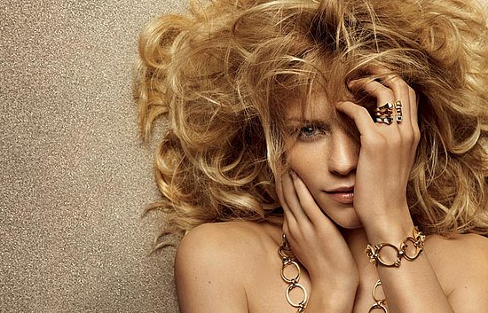 Claire Danes Gucci Fine Jewelry Chiodo Collection Ad Campaign