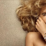 Claire Danes Gucci Fine Jewelry Chiodo Collection ads