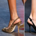 classic shoes Dolce Gabbana Spring Summer 2014