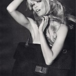 Claudia Schiffer iD Magazine Winter 2009
